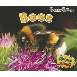 Bees, Creepy Critters by Rebecca Rissman, 9781410948151.