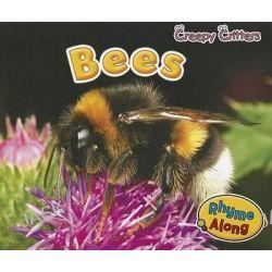 Bees, Creepy Critters by Rebecca Rissman, 9781410948021.