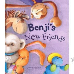 Benji's New Friends by Jillian Harker, 9781445483658.