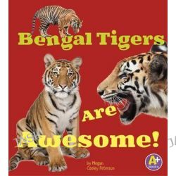 Bengal Tigers are Awesome!, A+ Books: Awesome Asian Animals by Martha E. H. Rustad, 9781474702492.