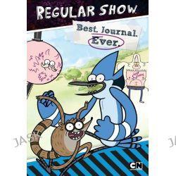 Best. Journal. Ever., Regular Show, 9781760155520.
