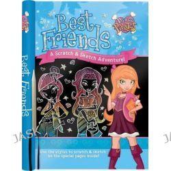 Best Friends Scratch & Sketch, Princess Pirates by Nat Lambert, 9781784452346.
