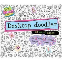 Best Friends Forever Desktop Doodler by Tim Bugbird, 9781780655468.