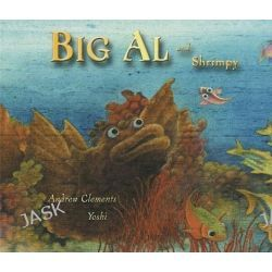Big Al and Shrimpy by CLEMENTS, 9780689842474.