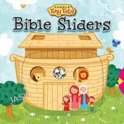 Bible Sliders, Candle Tiny Tots by Karen Williamson, 9781781282243.