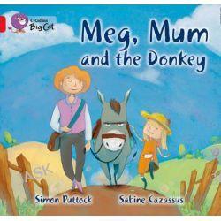Big Cat - Meg, Mum and the Monkey, Red B/Band 02b by Simon Puttock, 9780007512768.