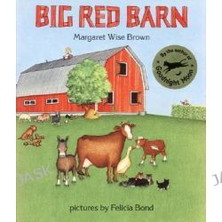 Big Red Barn, Big Book by Margaret Wise Brown, 9780060207502.