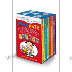 Big Nate - Bigger Than Ever Collection , 6 Big Nate Books in 1 box by Lincoln Peirce, 9780007589043.