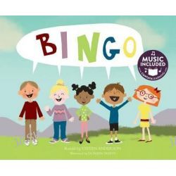 Bingo, Sing-Along Songs by Steven Anderson, 9781632904324.
