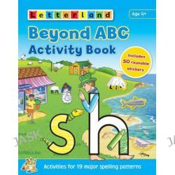 Beyond ABC Activity Book, ABC Trilogy by Lisa Holt, 9781862098527.