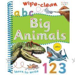 Big Animals, Wipe-Clean Acitivty by , 9781782091899.