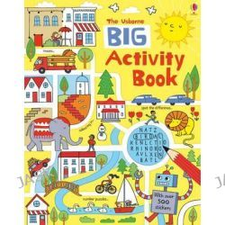 Big Activity Book, Activity Books by Rebecca Gilpin, 9781409577416.