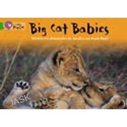 Big Cat Babies, Band 05/Green by Jonathan Scott, 9780007185948.