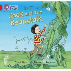 Big Cat - Jack and the Beanstalk, Band 02b/Red B by Caryl Hart, 9780007512751.