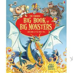 Big Book of Big Monsters, Big Books of Big Things by Louie Stowell, 9781409549963.