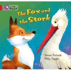 Big Cat - Teh Fox and the Stork, Band 02A/Red A by Simon Puttock, 9780007512713.