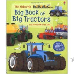 Big Book of Big Tractors, Big Books of Big Things by Lisa Jane Gillespie, 9781409549888.