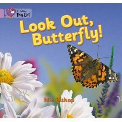 Big Cat Look Out Butterfly, Lilac/Band 00 by Nic Bishop, 9780007185320.