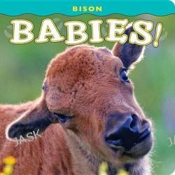 Bison Babies!, Babies! (Farcountry Press) by Donald M Jones, 9781560375173.