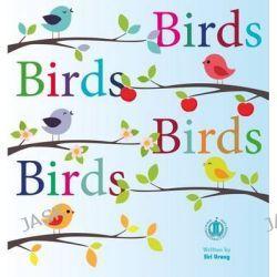 Birds Birds Birds Birds, The Literacy Tower by Siri Urang, 9781776500505.