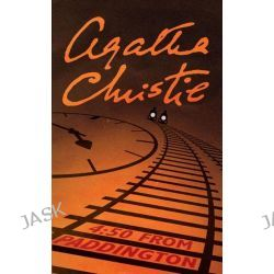 4.50 from Paddington, Miss Marple by Agatha Christie, 9780007120826.