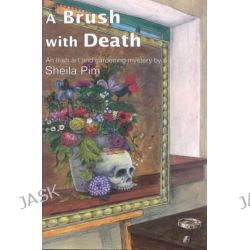 A Brush with Death, Rue Morgue Vintage Mysteries by Sheila Pim, 9780915230495.