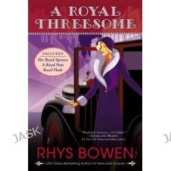 A Royal Threesome, Royal Spyness Mystery by Rhys Bowen, 9780425269916.