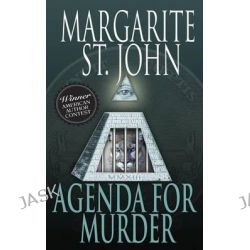 Agenda for Murder by Margarite St John, 9781484885796.