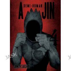 Ajin, Demi-Human Volume 4 by Gamon Sakurai, 9781941220443.