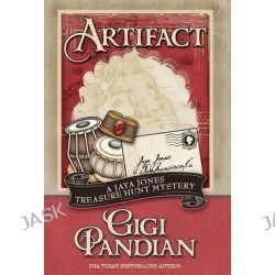 Artifact by Gigi Pandian, 9781940976976.