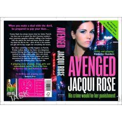 Avenged by Jacqui Rose, 9780007503636.
