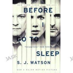 Before I Go to Sleep by S J Watson, 9780606358866.