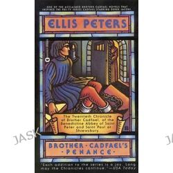 Brother Cadfael's Penance, Brother Cadfael Mysteries by Ellis Peters, 9780446404532.