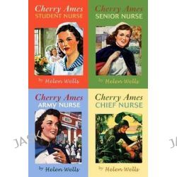 "Cherry Ames, ""Student Nurse"", ""Senior Nurse"", ""Chief Nurse"", ""Army Nurse"" by Helen Wells, 9780977159741."