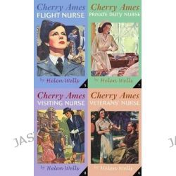 "Cherry Ames, ""Flight Nurse"", ""Veteran's Nurse"", ""Private Nurse"", ""Visiting Nurse"" by Helen Wells, 9780826104014."