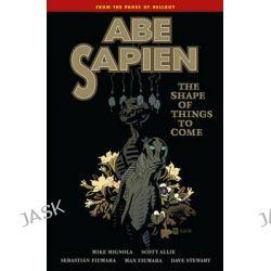 Abe Sapien, Abe Sapien by Max Fiumara, 9781616554439.
