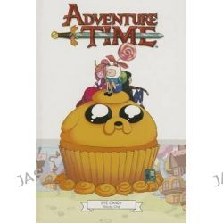 Adventure Time, Eye Candy, Volume 1 by Shannon Watters, 9781608863433.