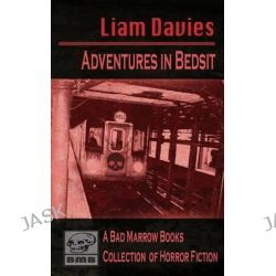 Adventures in Bedsit, A Comic-Horror Novella and Short Story Collection by Liam Davies, 9780993358012.