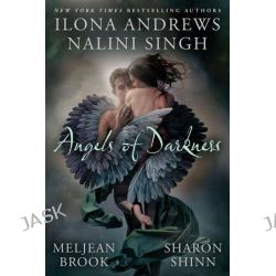 Angels of Darkness by Ilona Andrews, 9780425243121.