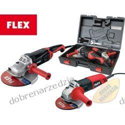 Zestaw Szlifierek Flex L800 + L21-6 230 szlifierka x2 kufer
