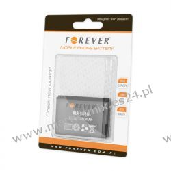 Bateria Forever do BlackBerry 9800 Torch 1450 mAh Li-Ion HQ