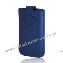 Pokrowiec Slim Up GreenGo Porte XXXL (i9300 Galaxy S III) granatowy