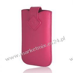 Pokrowiec Slim Up GreenGo Porte XXXL (i9300 Galaxy S III) różowy