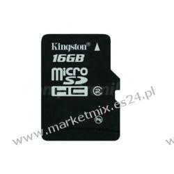KINGSTON MICRO SD 16GB CLASS 4 ADAPTER