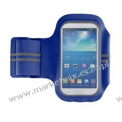 Pokrowiec na ramię Super Fit 4,7'' (Samsung S V mini) granatowy