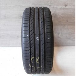 Continental ContiSportContact 225/40R18 5 2016r. Opony