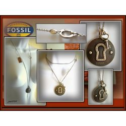 FOSSIL WISIOREK DAMSKI JF87301040 STAINLESS STEEL