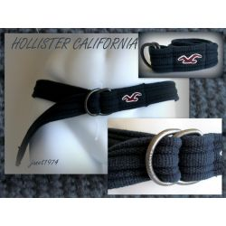 HOLLISTER PASEK 100 % COTTON USA 32