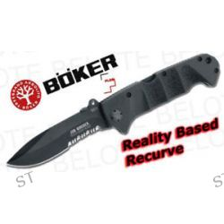 Boker Plus Reality Based Recurve Serrated 01BO053 New