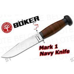 Boker Magnum Mark 1 Navy Knife Leather Sheath 02BO156
